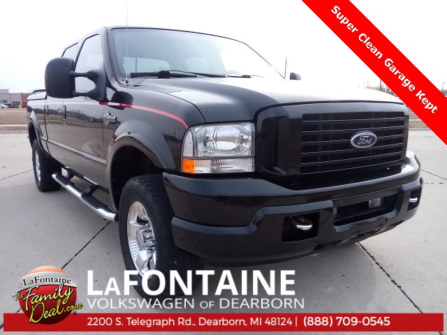 Pre-Owned 2004 Ford F-250SD Harley-Davidson