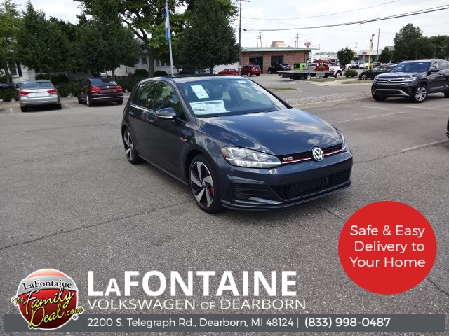 New 2020 Volkswagen Golf Gti For Sale Dearborn Mi Detroit 20v3770