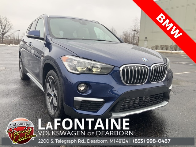 Pre-Owned 2018 BMW X1 sDrive28i