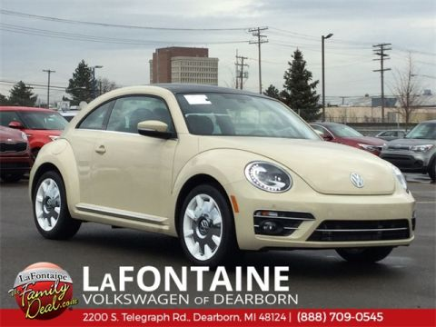 New 2019 Volkswagen Beetle 2.0T Final Edition SEL